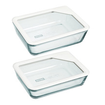 Pyrex Ultimate Storage Rectangle Set