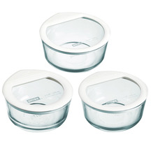 Pyrex Ultimate Storage Round Set
