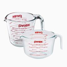 Pyrex Measuring Jug Set