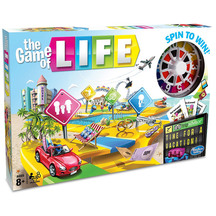 The Game Of Life Classic - Vacation Refresh Game