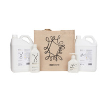 Ecostore hand   body coconut goodness bulk bag