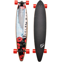 Shifty Pintail Pipe Line Longboard