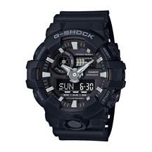 Casio G Shock Big Case Analogue Digital Duo Watch