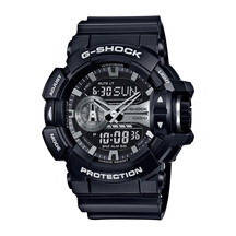 Casio G Shock Analogue Digital Duo Garnish Watch