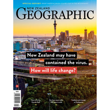 New Zealand Geographic Subscription