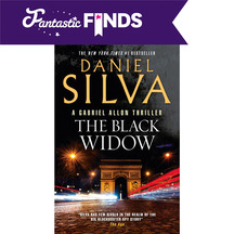 The Black Widow - Daniel Silva