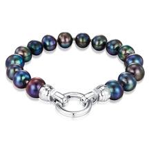 Kagi  Peacock Pearl Bracelet Medium