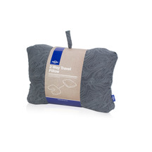 Lonely Planet Accessories - 2-Way Pillow Charcoal
