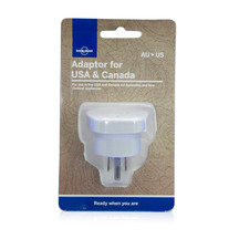 Lonely Planet Accessories - Travel Adaptor USA Canada