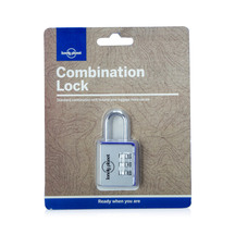 Lonely Planet Accessories - Combination Lock