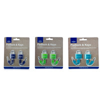 Lonely Planet Padlock Set