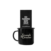 Triumph and Disaster Mug + Shave