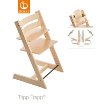 53669  stokke tripp trapp highchairwith baby set
