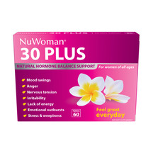 30 Plus Nu Woman Natural Hormone Balance Support