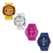 Casio Baby G BGA210 Series Watch