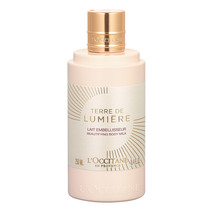 Terre de lumiere beautifying body milk