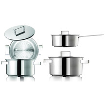 DesignPlus 7 Piece Cookware Set