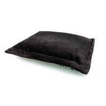 53795 beanz cat bed black