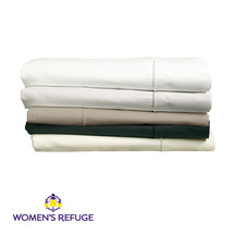 Sheridan Percale Sheet Set - 300 Thread Count (Donation)
