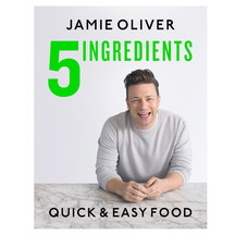 5 INGREDIENTS - Jamie Oliver