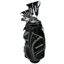 Spalding True Black Golf Set