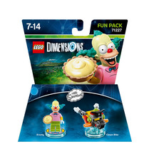 LEGO Dimensions Fun Pack - Simpsons Krusty
