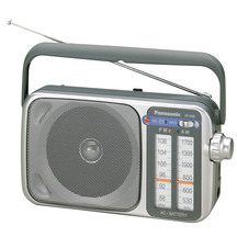 Panasonic Portable Mantle Radio