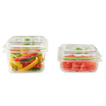 Sunbeam Foodsaver Containers 3 & 5 Cup