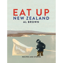 EAT UP NEW ZEALAND - Al Brown