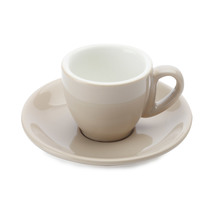Maxwell & Williams Café Culture Demi Cup & Saucer Set of 4