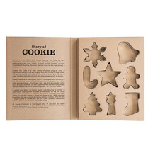 Christmas Cookie Cutters - 8pc