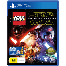 LEGO STAR WARS FORCE AWAKENS - PS4