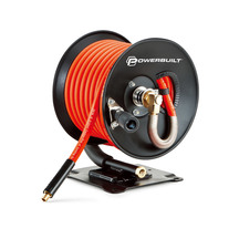 Powerbuilt Air Hose & Reel