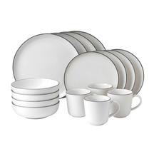 Gordon Ramsay Bread Street - 16 Piece Dinner Set