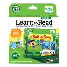 LeapFrog LeapStart Learn to Read Pack