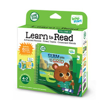 LeapFrog LeapStart Advanced Learn to Read Pack