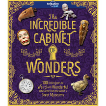 Lonely Planet - Incredible Cabinet of Wonders