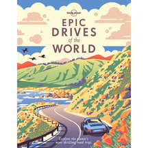 Lonely Planet - Epic Drives