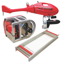 Seahorse S30 Kontiki Braid Winch Pack with Winch Buggy