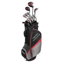 Wilson Pro Staff HDX Steel Men's Golf Set