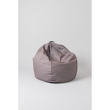 Citta Lela Print Bean Bag