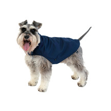 Animal Outfitters Amazon Dog Raincoat - Dark Navy