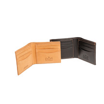 COAST Leather Bill Fold Wallet