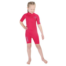 Torpedo7 Junior Reef Rash Suit - Fuschia
