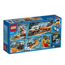 55337 lego city 4 x 4 response unit