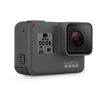 GoPro HERO6 Black with 64GB Memory Card & POV Case