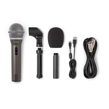 Samson Q2U USB XLR Dynamic Microphone