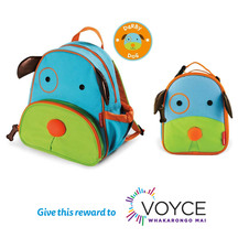 SKIP HOP Zoo Lunchies and Pack (Donation)