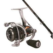 Okuma Helios 40 Reel & Tourn Concept Fishing Rod