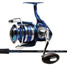 Okuma Azores 55 Reel & Azores 5'2 Fishing Rod